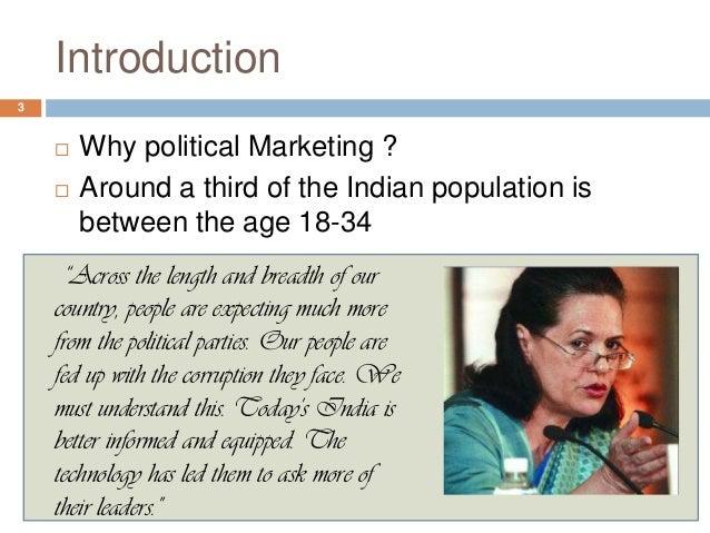 Political Marketing Slide 3
