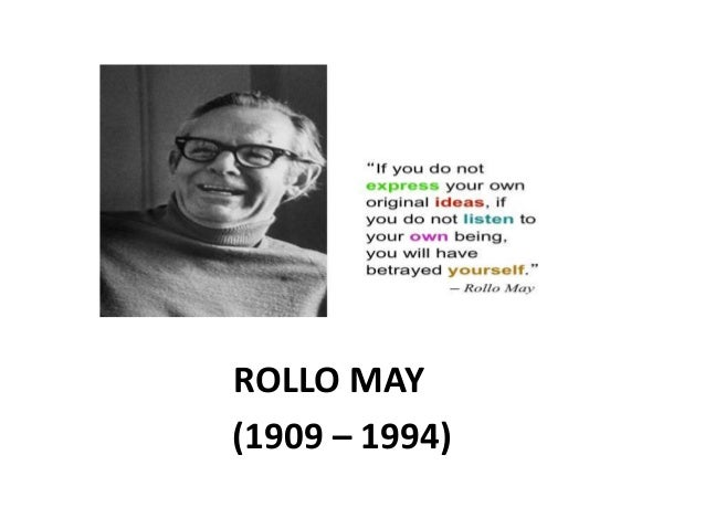 rollo reese may