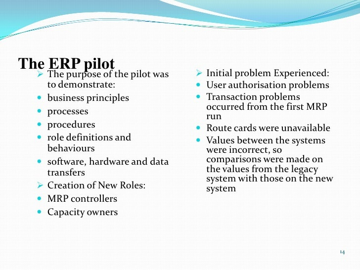 rolls royce erp implementation case study Question activity 16 - assignment: case study: rolls royce's erp implementation this module introduces the first case study for this course each case study is an in-depth example that illustrates how prominent businesses and organizations implement the theoretical concepts you learn.