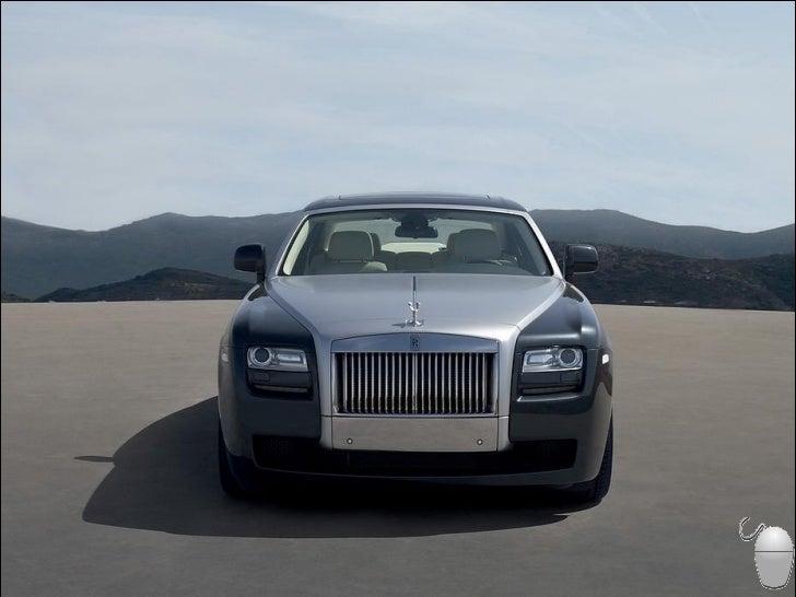 Rolls Royce 2010 Slide 1