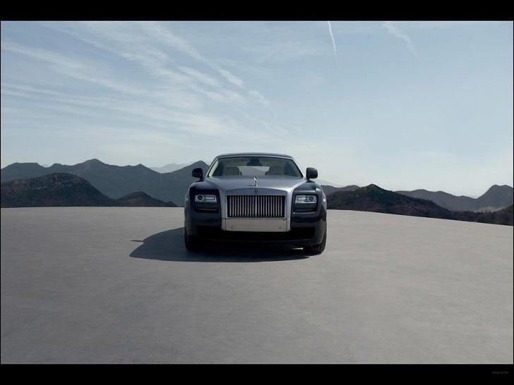 Rolls Royce 2010 Slide 2
