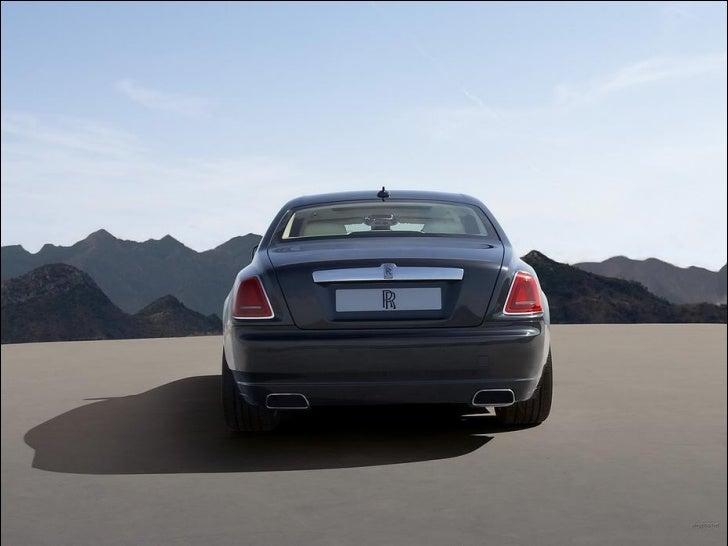 Rolls Royce 2010 Slide 3