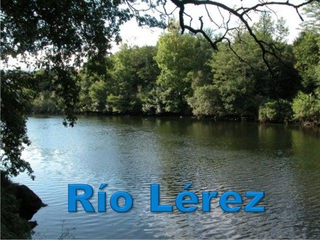 LONXITUDE: 60 km SUPERFICIE DA CUNCA: 449,5 km CONCELLOS: Forcarei, Cerdedo, A Estrada, 2  Campo Lameiro, Cotobade, Barro ...