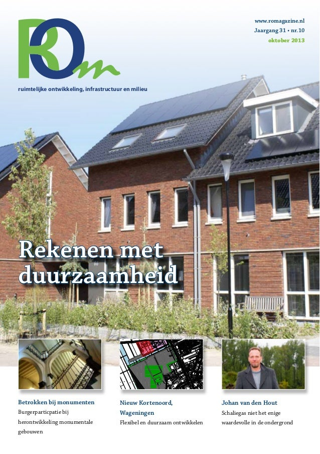 Betrokken bij monumenten Burgerparticpatie bij herontwikkeling monumentale gebouwen Johan van den Hout Schaliegas niet het...