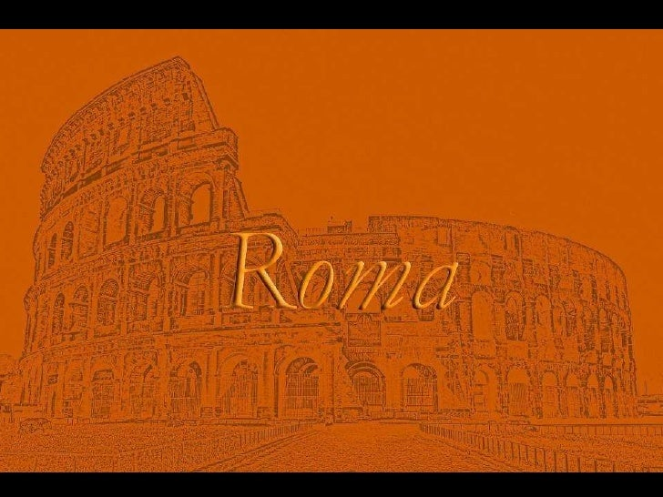 Roma(罗马) Slide 1