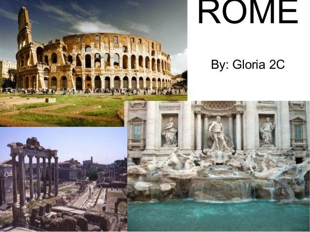 ROMEBy: Gloria 2C