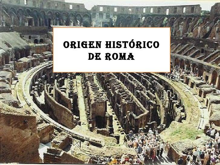 Origen Matrimonio Romano : Quot localización y origen de roma