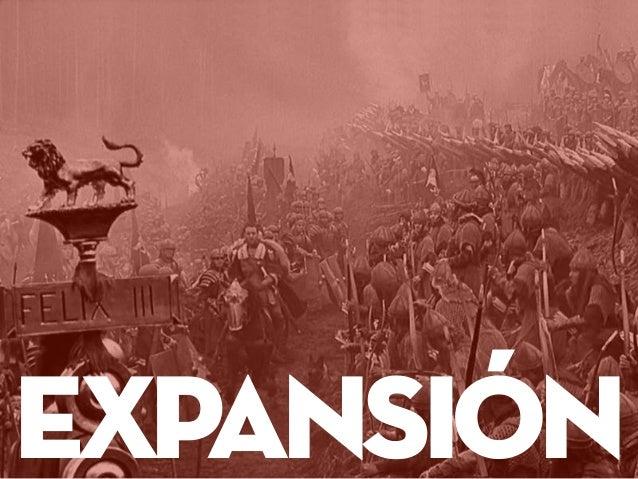 ROMA expansión terriTORIAL