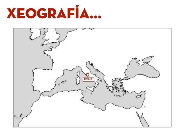 XEOGRAFÍA... ROMA