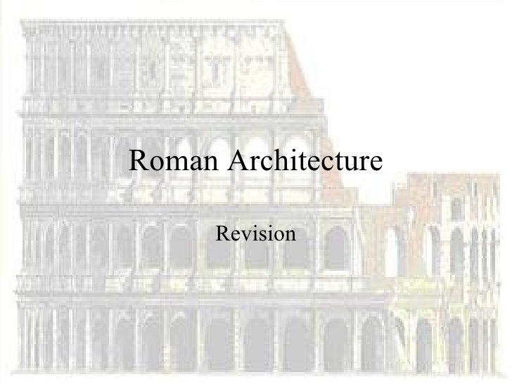 Roman architecture 1 728gcb1210434649 roman architecture revision introduction toneelgroepblik Gallery