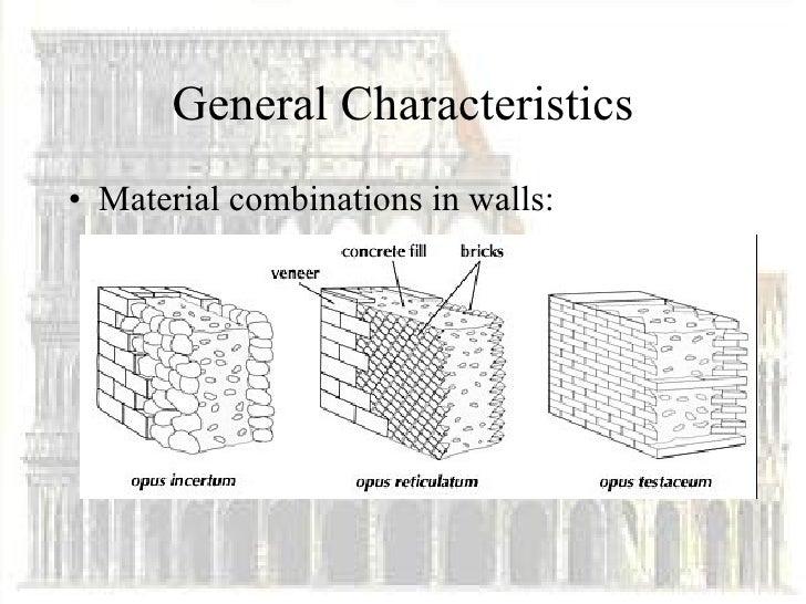 Roman Architecture Barrel Vault Diagram
