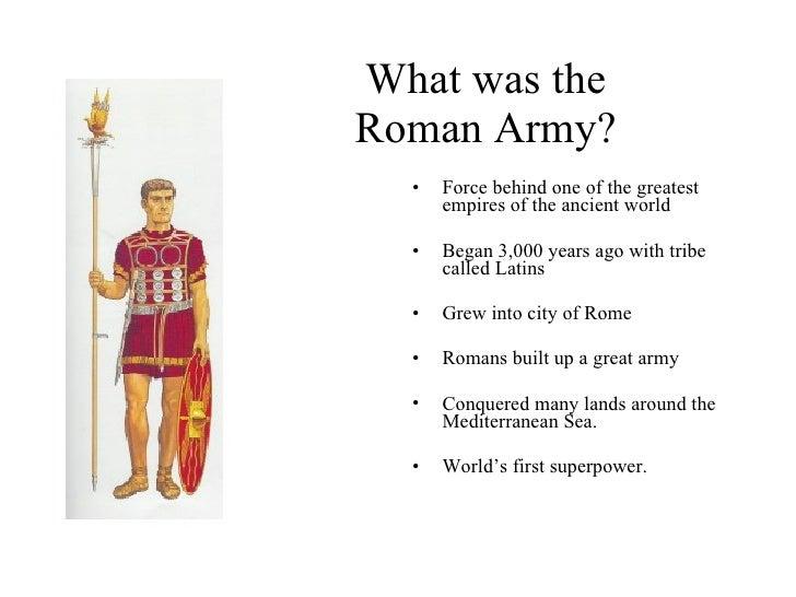 Roman Army 5 Ws – 5 W S Worksheet