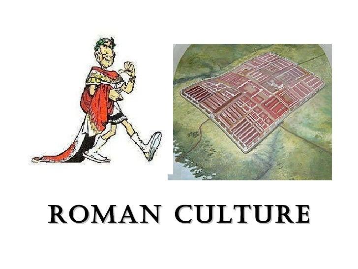 Roman culture