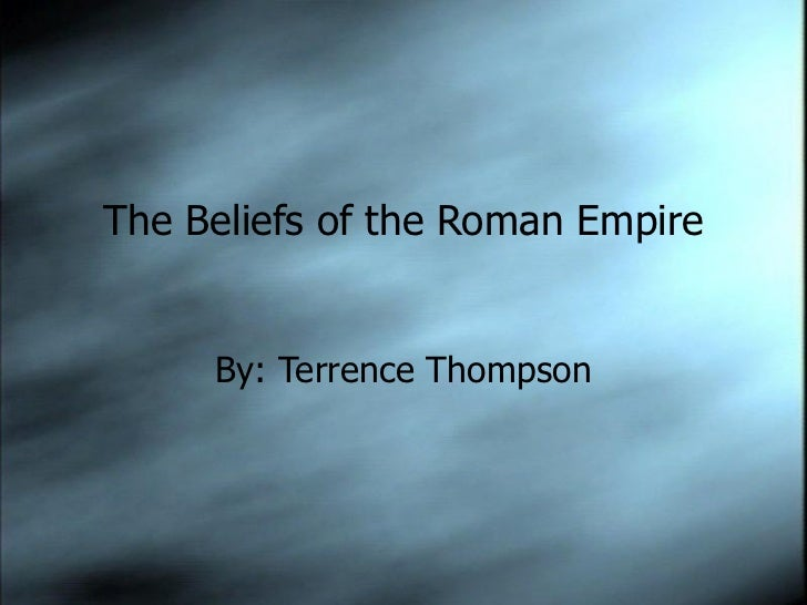 the development of the roman empire Ancient roman military during the time of expansion in the republic and early empire, roman armies had acted as a source of revenue for the roman state the development of the roman army may be divided into the following 8 broad historical phases: (1.
