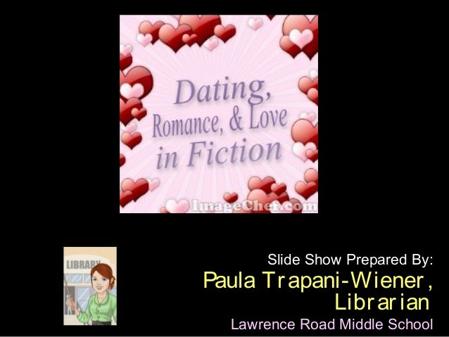 Slide Show Prepared By: Paula Trapani-Wiener, Librarian Lawrence Road Middle School