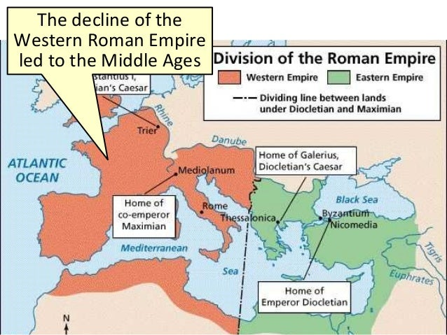 What were the main features of the Roman Empire?
