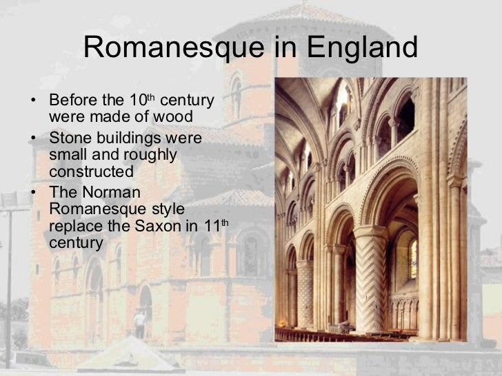 the romanesque period Art history hw 16 uploaded by sheila candelaria related intellectual life in the romanesque period involved the establishment of the first universities in the.