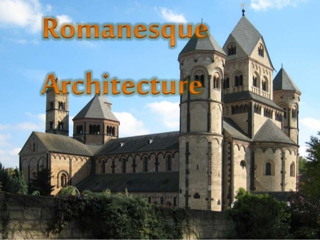 """Oxford English Dictionary: Romanesque means origin … """"descended from Roman"""""""