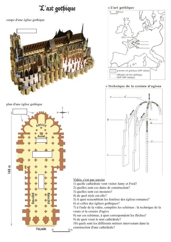 Roman gothique - Une cathedrale gothique ...