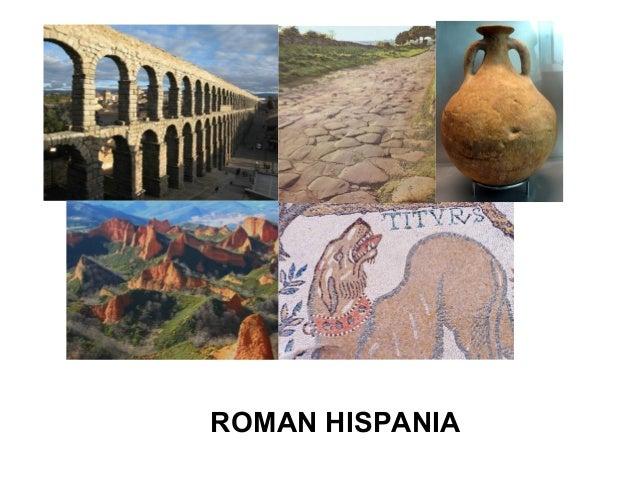 ROMAN HISPANIA