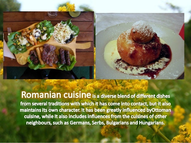 • Quite different types of dishes are sometimes included under a generic term; for example, the category ciorbă includes a...