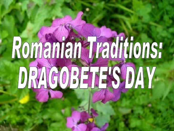 Romanian Traditions: DRAGOBETE'S DAY
