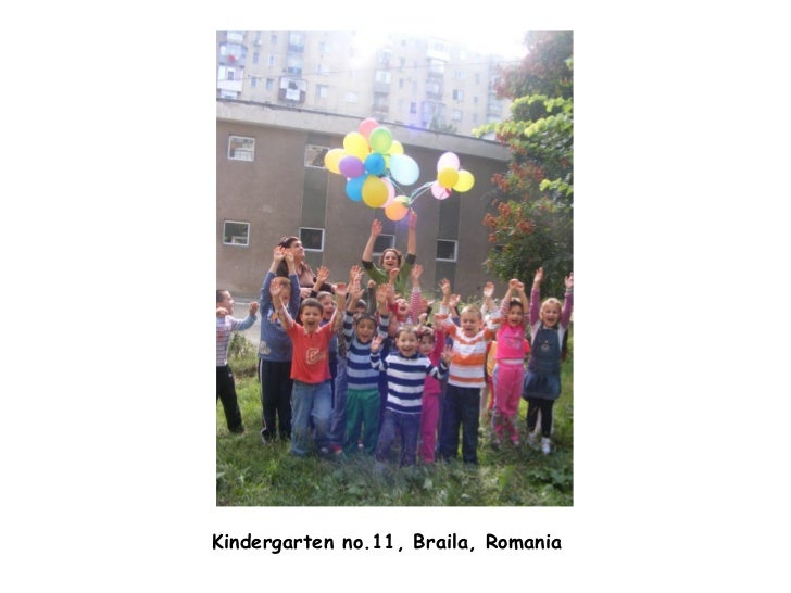 Kindergarten no.11, Braila, Romania