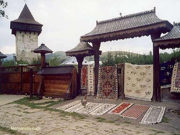 Romanias rugs