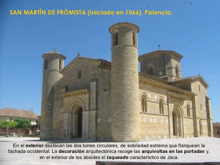 Resultado de imagen de arquitectura romanica españa