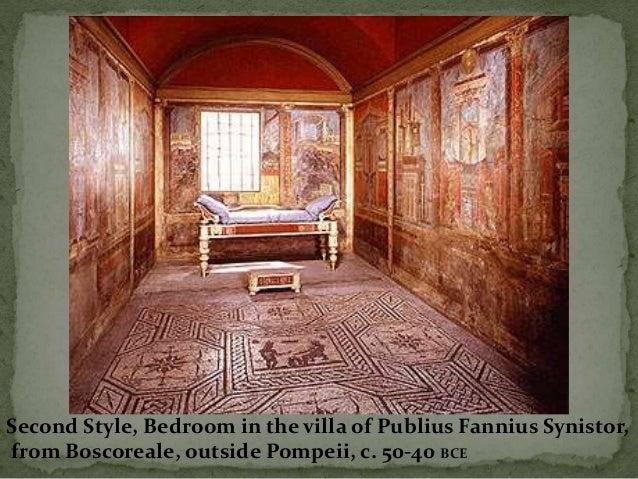 Ap Art History Ancient Roman Mural Paintings