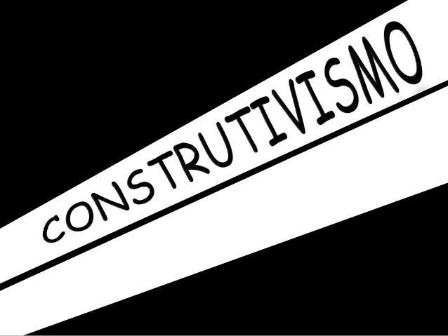 O construtivismo foi um movimento que teve inicio na antiga União Soviética, em meados de 1919 e que durou até 1934. O Con...