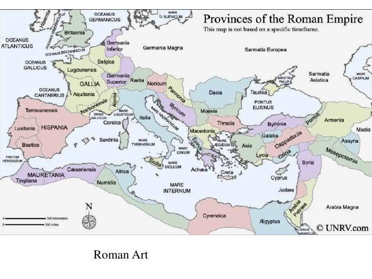Roman Art<br />