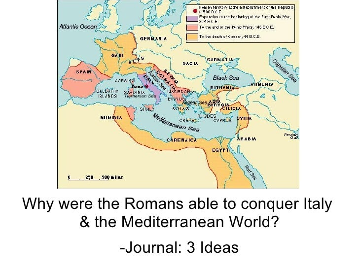 Roman Republic Slide 3