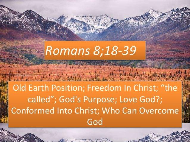 Roaming Through Romans – Part 10 – Suffering In Perspective – Romans 8:18-39