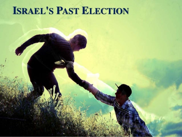 ISRAEL'S PAST ELECTION