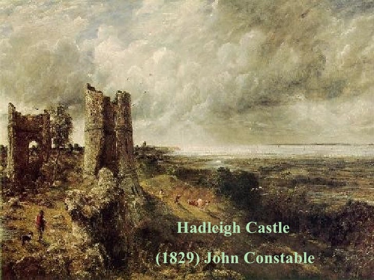 hadleigh fortress constable detailed essay