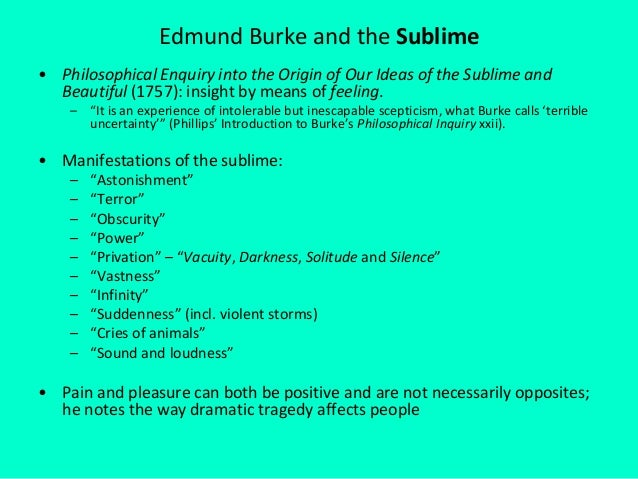 burke essay