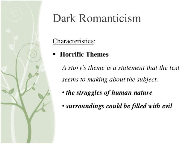 romanticism in the scarlet letter 2 essay The scarlet letter - study guide nathaniel hawthorne 's masterwork, the scarlet letter (1850) is considered one of the best novels of all time, and an exemplar of dark romanticism our study guide offers teachers and students important background about the author, particularly his own experiences at the custom-house, where he learned to stick.
