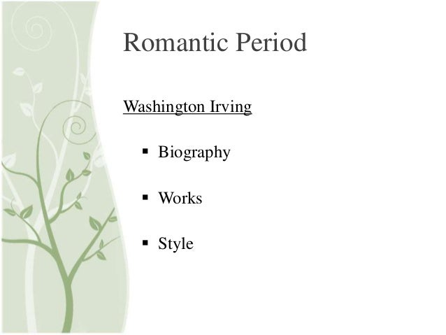 Additional Resources for Romanticism by