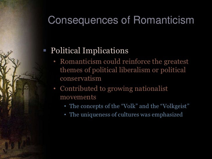 romantic period art essay The romantic period is a term applied to the literature of approximately the first third of the nineteenth century during this time, literature began to move i.