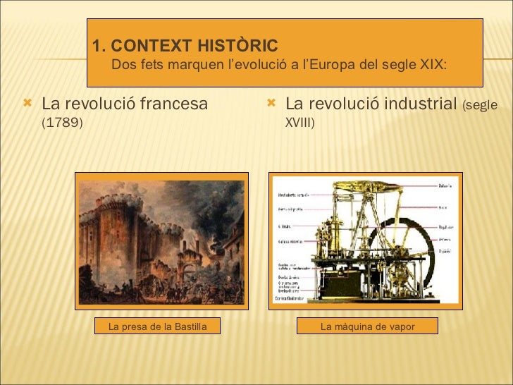 Romanticisme i renaixença Slide 3