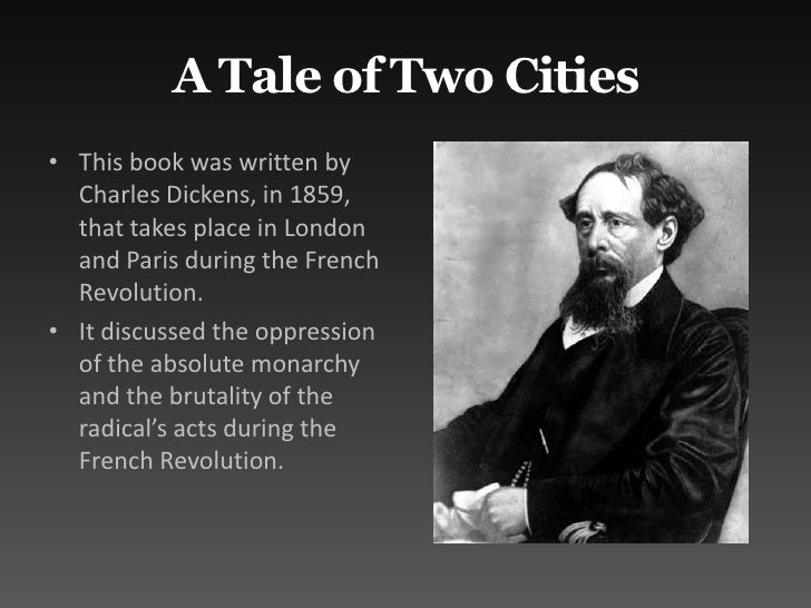 a look at france and england during the french revolution in a tale of two cities by charles dickens A tale of two cities is an excellent choice of reading material for senior high  school  a teacher's guide to the signet classic edition of charles dickens's a  tale of two cities 2  in france, the nobles lived in luxury and were sure that  they and  what effect the french revolution had on america, england, and the  world.