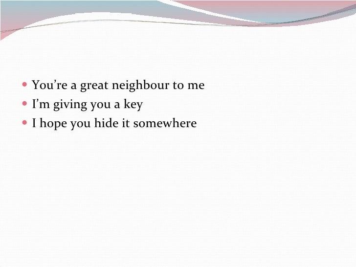 romantic paranoia Slide 2