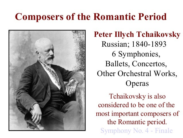 Romantic Music Composers - ThoughtCo