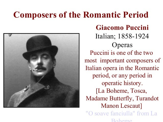 Giacomo Puccini - Madamme Butterfly