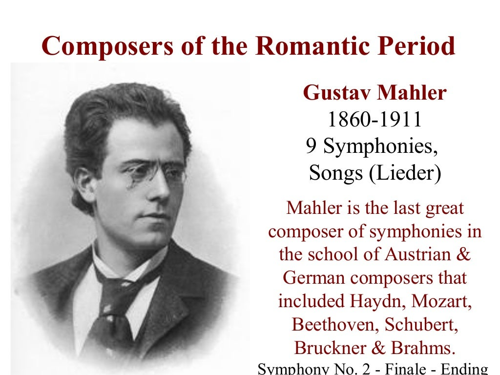 essays on the romantic period The romantic era was a period in music in which there was much change during the 1850s to the 1920s in the theory and compositional practice.