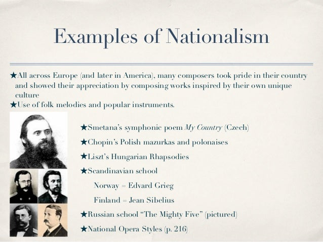 polish nationalism in chopin s works Richard taruskin impugns schumann's attitude toward chopin's works as patronizing and comments that chopin felt his polish patriotism deeply and sincerely but consciously modelled his works on the tradition of bach, beethoven, schubert, and field.