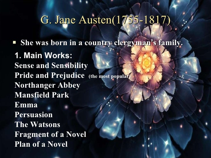 physical appearance and personal attributes of heroins in jane austins sense and sensibility Use our custom writing services or get access to database of 40 free essays samples about jane  jane austin essay examples  personal experience.