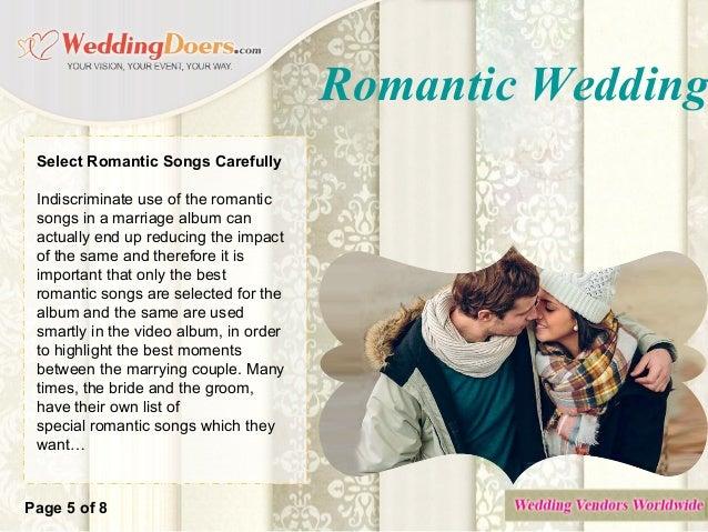 romantic wedding 6