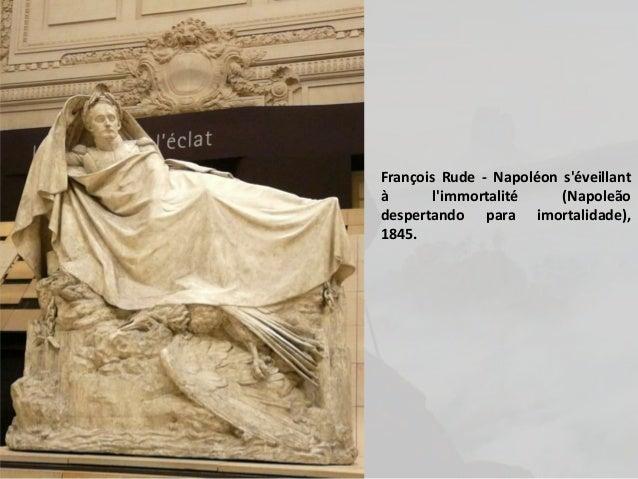 Charles Garnier, Ópera de Paris (1862) mistura caraterísticas neoclássicas eneobarrocas, entre outras.